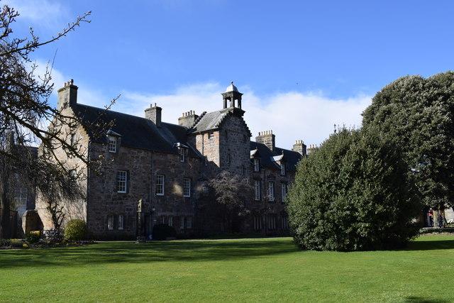 St Mary's Quad, University of St Andrews