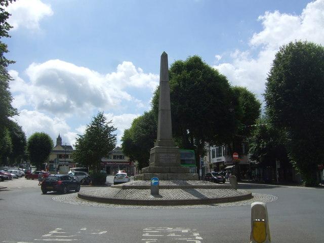 Falmouth War Memorial