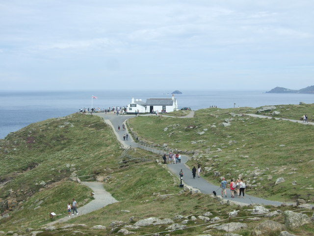 Path to First and Last House, Land's End