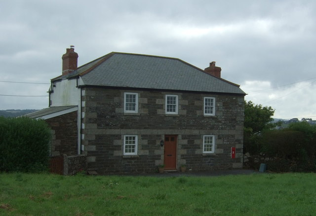 House, Sithney Common