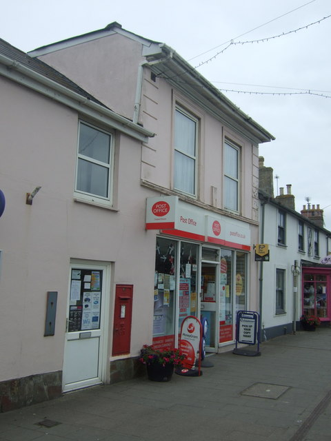 Copperhouse Post Office