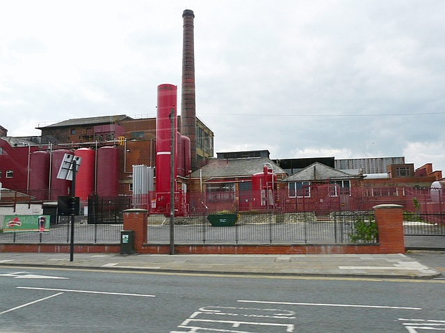 Part of Camerons Brewery