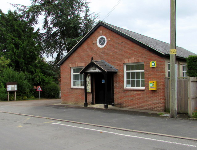 Ashchurch Village Hall