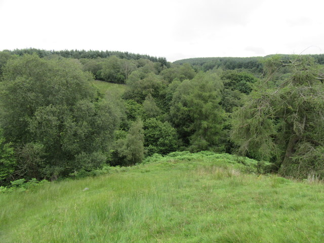 Augill Beck valley