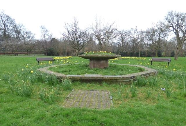 Queen Elizabeth Coronation Fountain
