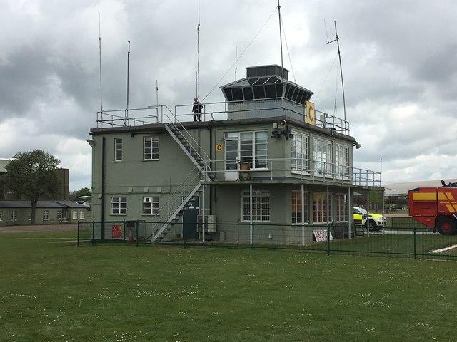 Duxford Control Tower