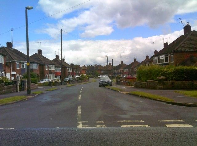 Elmdale Road View