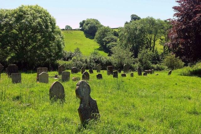 Churchyard, Stoke Abbott