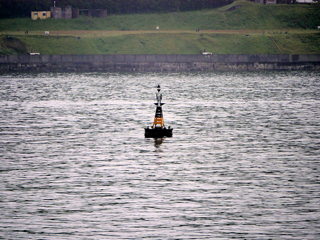 The Guvernor Buoy, Falmouth Harbour