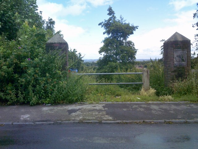 King George's Field Gate