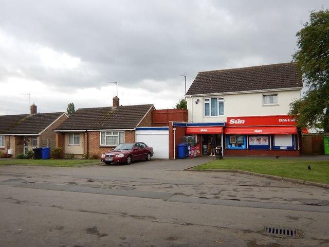 Roade - Shops in Hyde Road