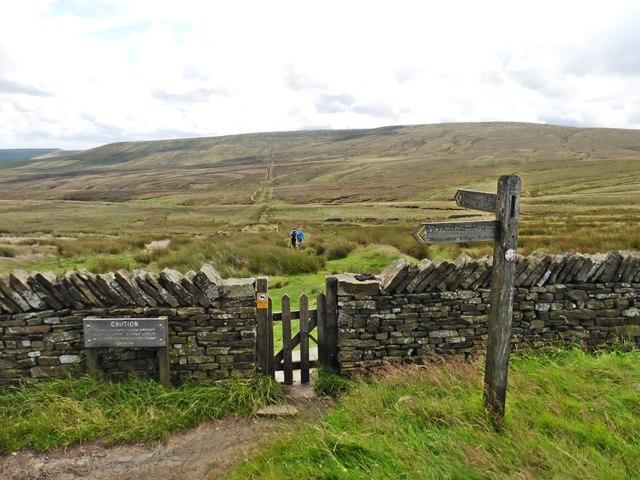 Gateway to the Pennine Way