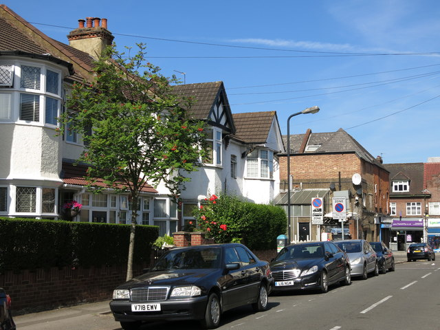 Fernbank Avenue, Wembley
