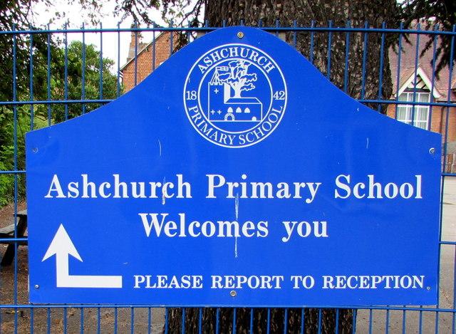 Ashchurch Primary School Welcomes you, Ashchurch