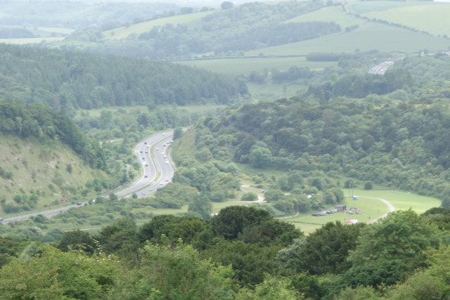 The A3 Heading South
