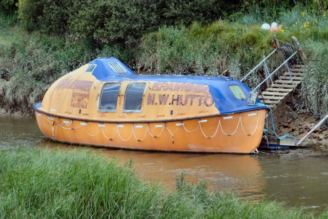 An Ex Lifeboat?