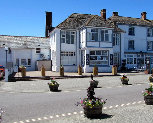 Tourist Information Centre, Minehead