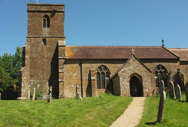 St Mary's Church, Stoke Abbott