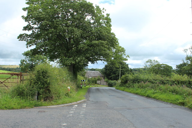 B Road to the A70