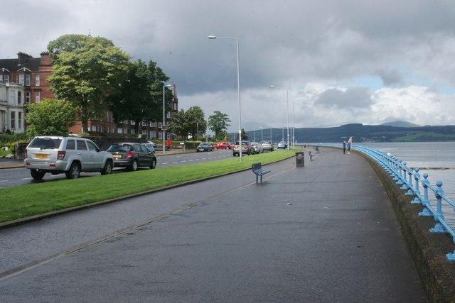 The Esplanade, Greenock