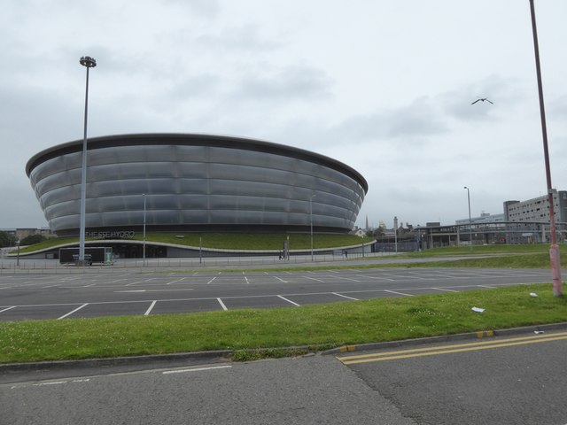 The SSE Hydro arena