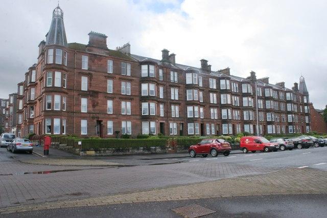 1 - 12 Sandringham Terrace, Greenock