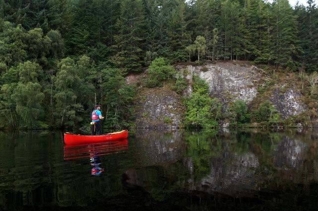 River Beauly below Eilean Aigas