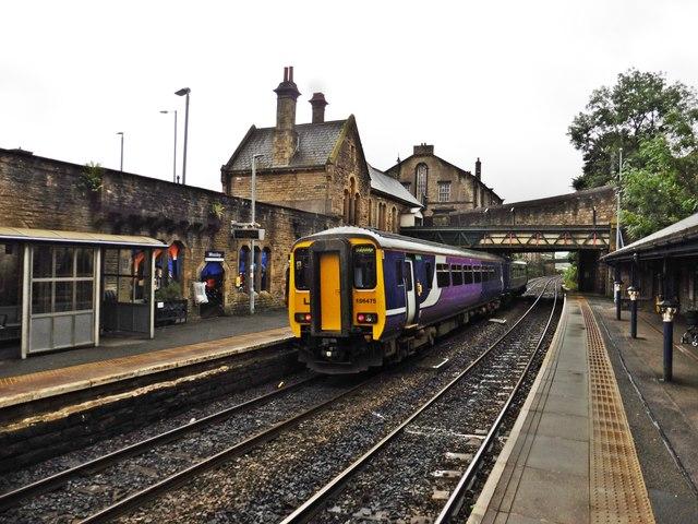 Departure for Stalybridge