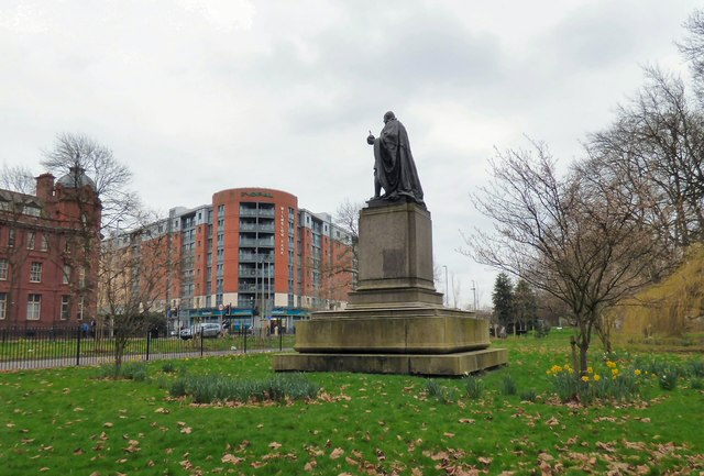King Edward VII   in Whitworth Park