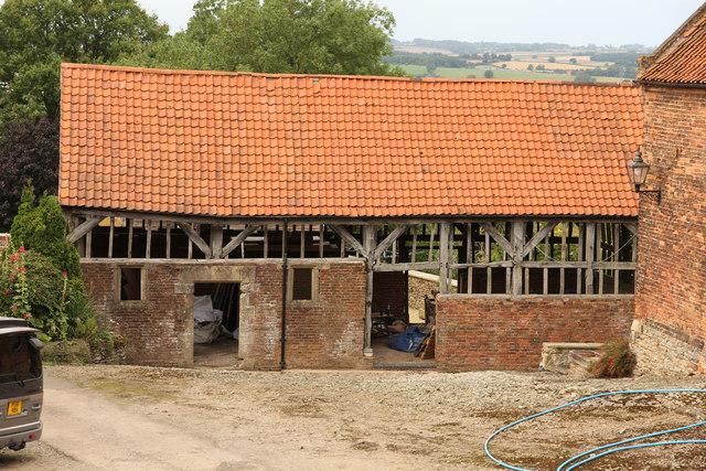Hall Farm Barn