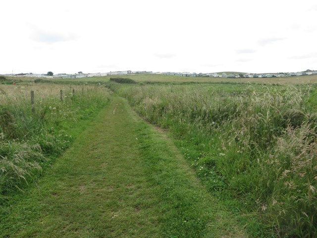 Footpath at Thornwick