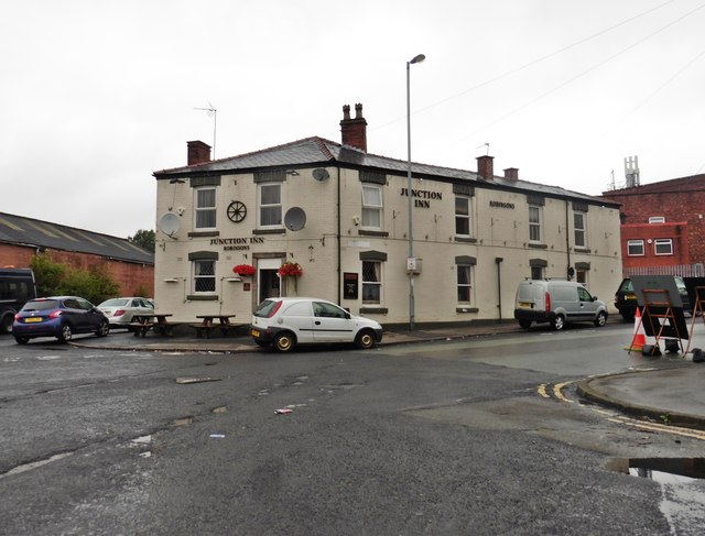 Junction Inn, Ashton-Under-Lyne
