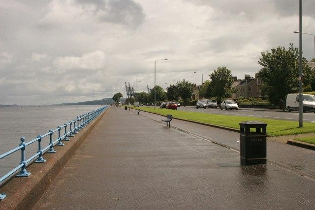 Esplanade, Greenock