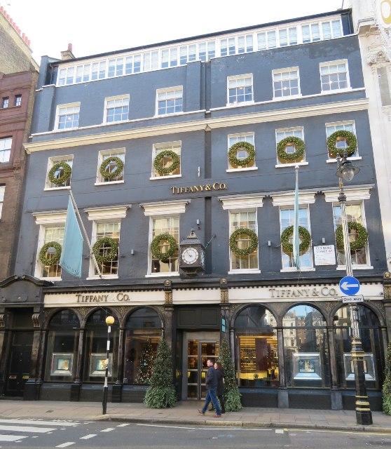 Tiffany & Co. - 1 New Bond Street