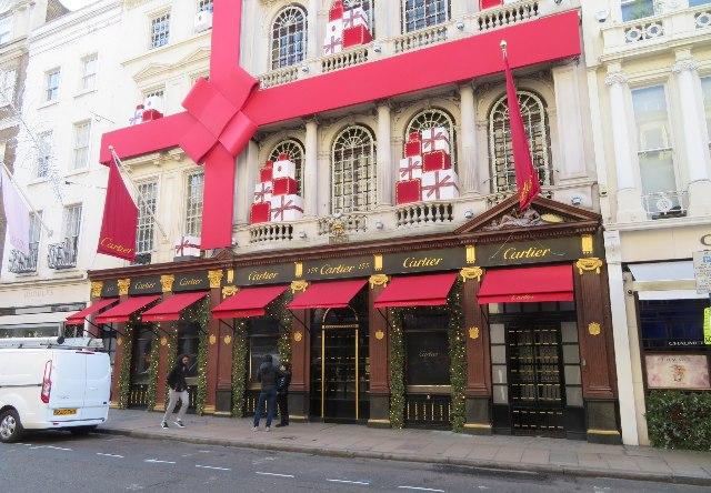 Cartier - New Bond Street