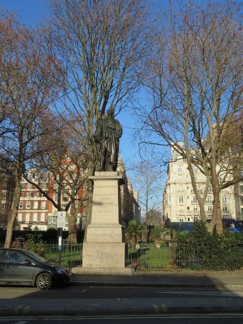 William Pitt - Hanover Square