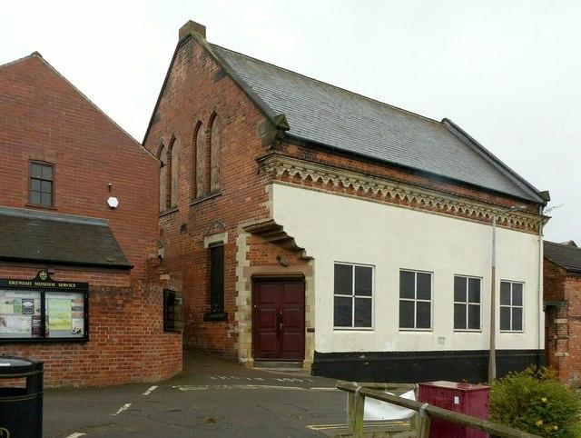 Former Unitarian Chapel, High Street, Ilkeston