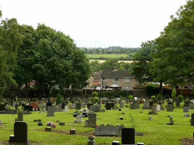 Park Cemetery, Ilkeston