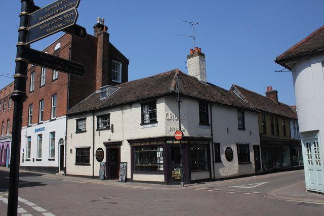 2 Church Street, Woodbridge