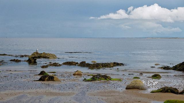 Rosemarkie coast