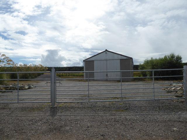 Barn near Newhall
