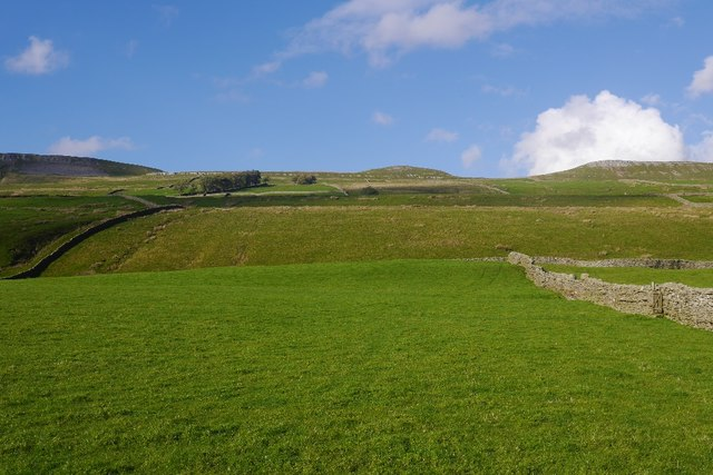 North side of Wensleydale