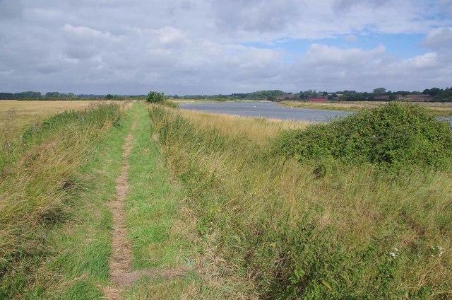 Footpath to Flatford