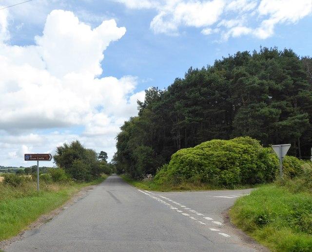 Junction for Drum Castle