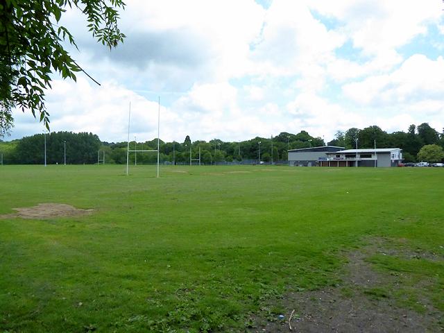 Bishopstoke Road Playing Field, Eastleigh