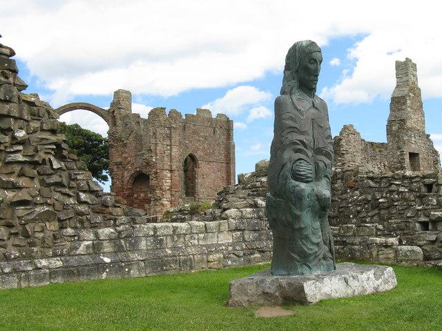'Cuthbert of Lindisfarne'