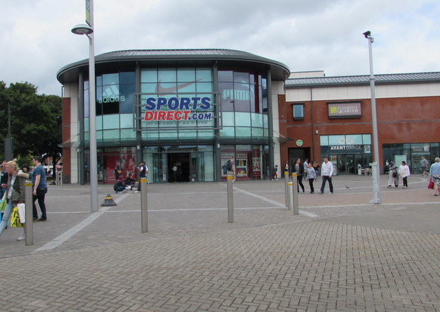 Sports Direct, Worcester