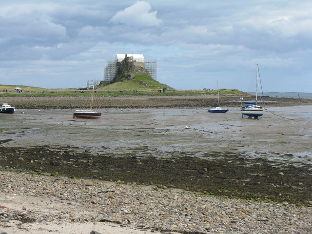 The Ouse at Holy Island