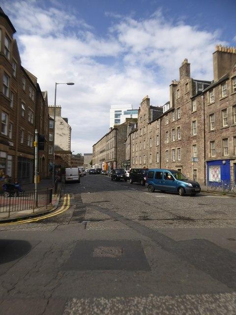 West Nicolson Road