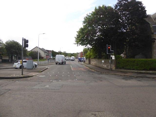 Craigmillar Castle Road